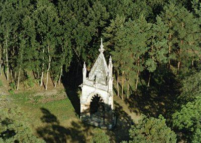 Svatý Hubert, Lednicko-valtický areál