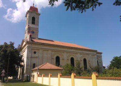 Kostel svatého Jana Křtitele Březí